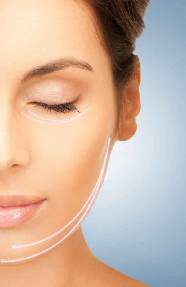 Tratamiento facial con oxigeno