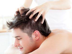 Bono 2 masajes sensorial cabeza y cuero cabelludo