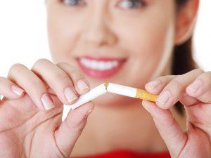 Terapia Laser de baja intensidad para dejar de fumar