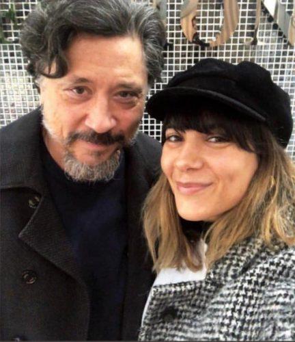 Carlos Bardem y Cecilia gessa