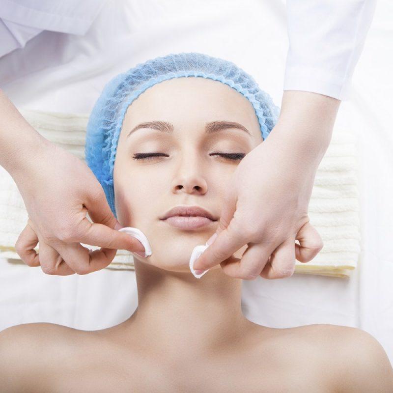Tratamiento limpieza facial